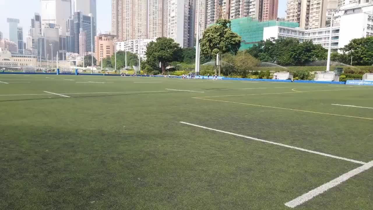 香港第一个赛马场香港铜锣湾跑马地