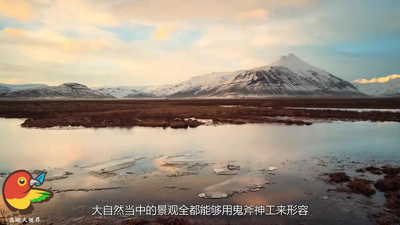 地球上的3大地狱之门,一个位于中国,还有一个燃烧了40年