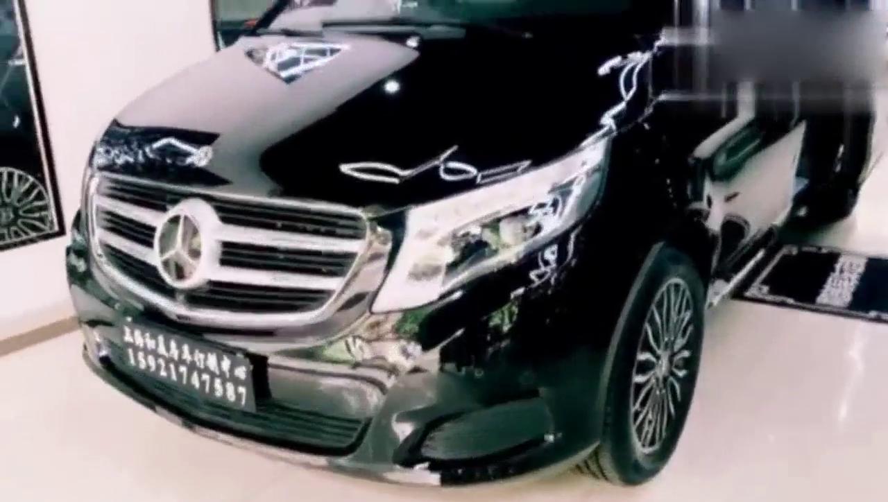 视频:商务车精品 进口大众T6 最美的燕子