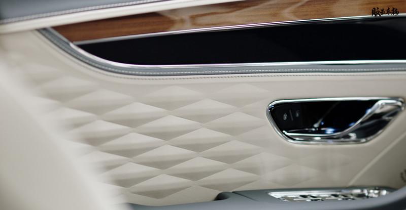 大气奢华:全新一代宾利飞驰将于2019年7月正式发布
