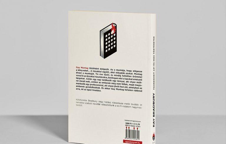 匈牙利设计师兼插画家Adam Faniszlo的创意书籍封面设计