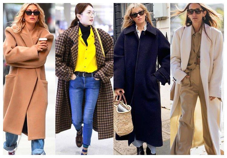 马卡龙色太显胖?大地色单品让你在冬季更显高级,不沉闷的时尚感