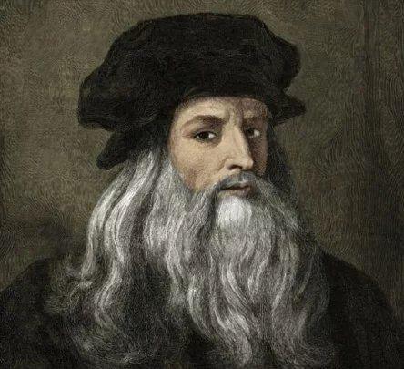 达·芬奇的人物肖像画作欣赏