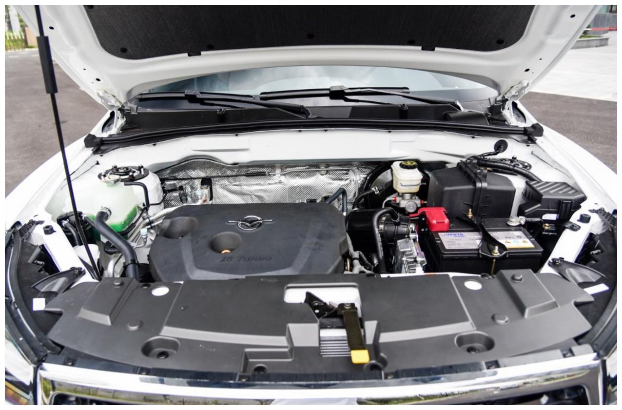 公认的质量可靠,标配1.8T榨出188马力,比哈弗H6还便宜,该火