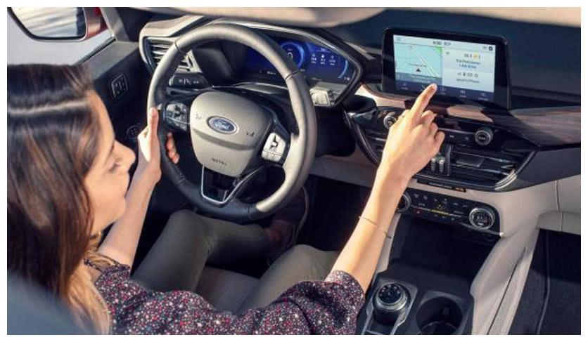 匹配全新8AT变速箱 新一代福特翼虎官图发布