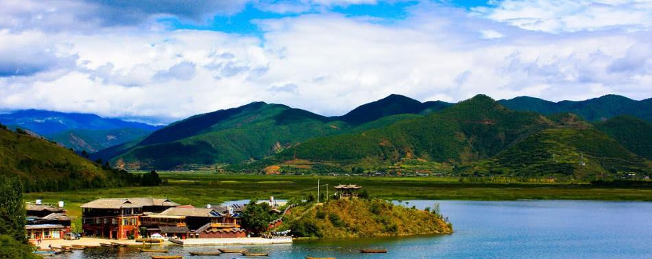 丽江不仅有古城,更有全新的景点,一起来探索一片密境吧