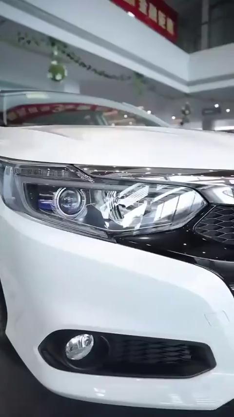 视频:本田凌派,充满活力的家用车