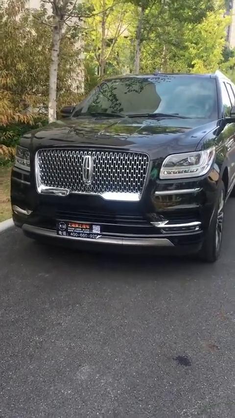 视频:全面欣赏全尺寸SUV林肯领航员