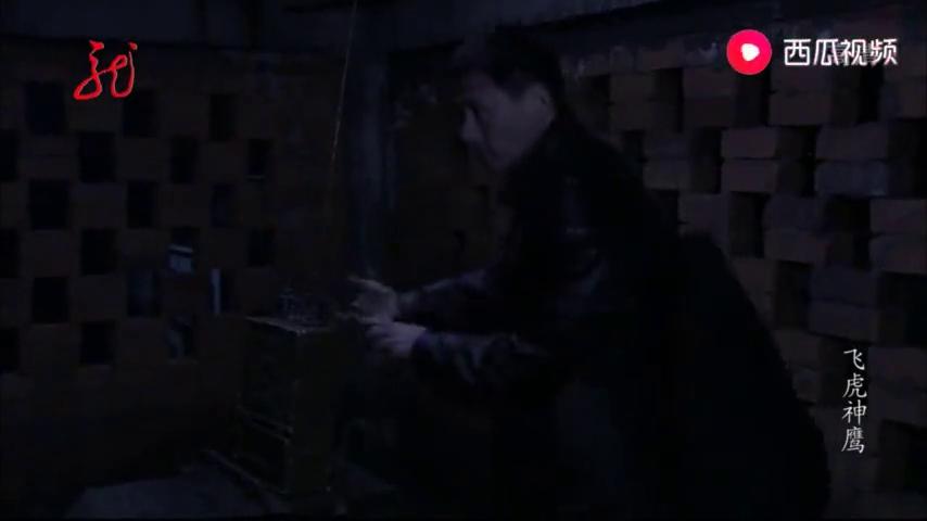 飞虎神鹰:第三车间里,被俘获的舞厅众人,在桔子帮助下解开绳索