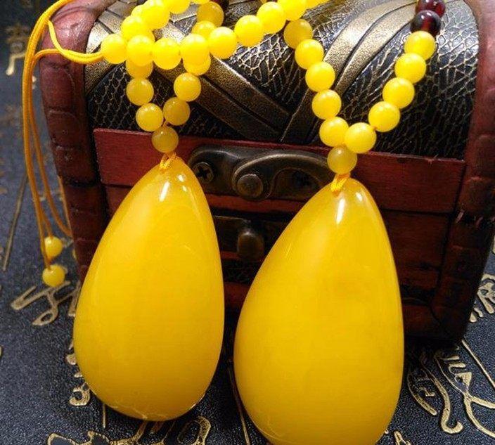 这些琥珀蜜蜡,比黄金的收藏还要高的,很多人就连见都没见过!
