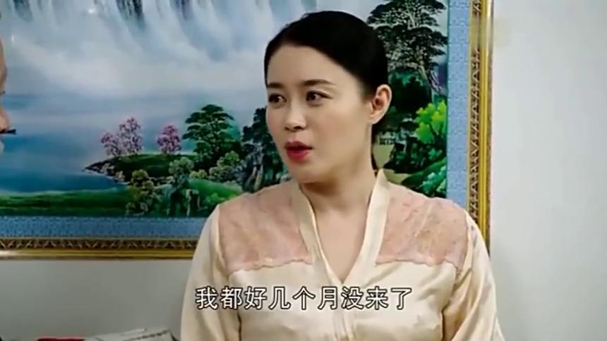 """杨晓燕几个月没来月经,王大拿张嘴就说""""绝经了""""立即挨白眼"""