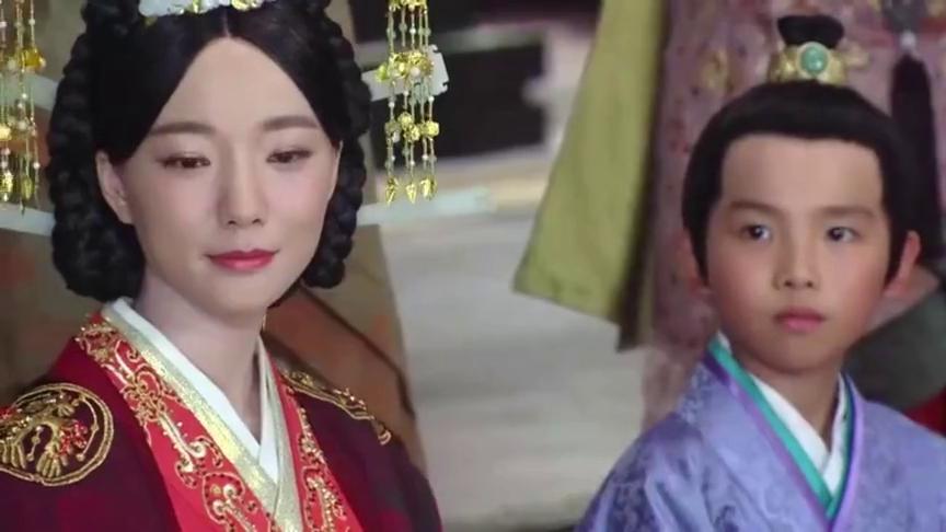 皇上要立太子,王姬笃定必是自己儿子,怎料却是刘据被封太子