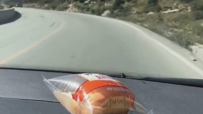 你能相信,我车上的面包,居然产生高原反应了?