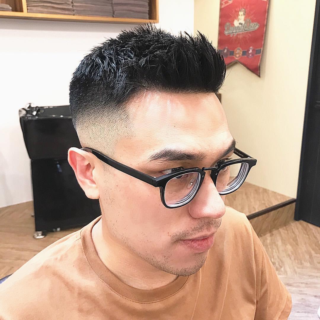 30到40岁男士发型这样剪,帅气又时尚,型男必备