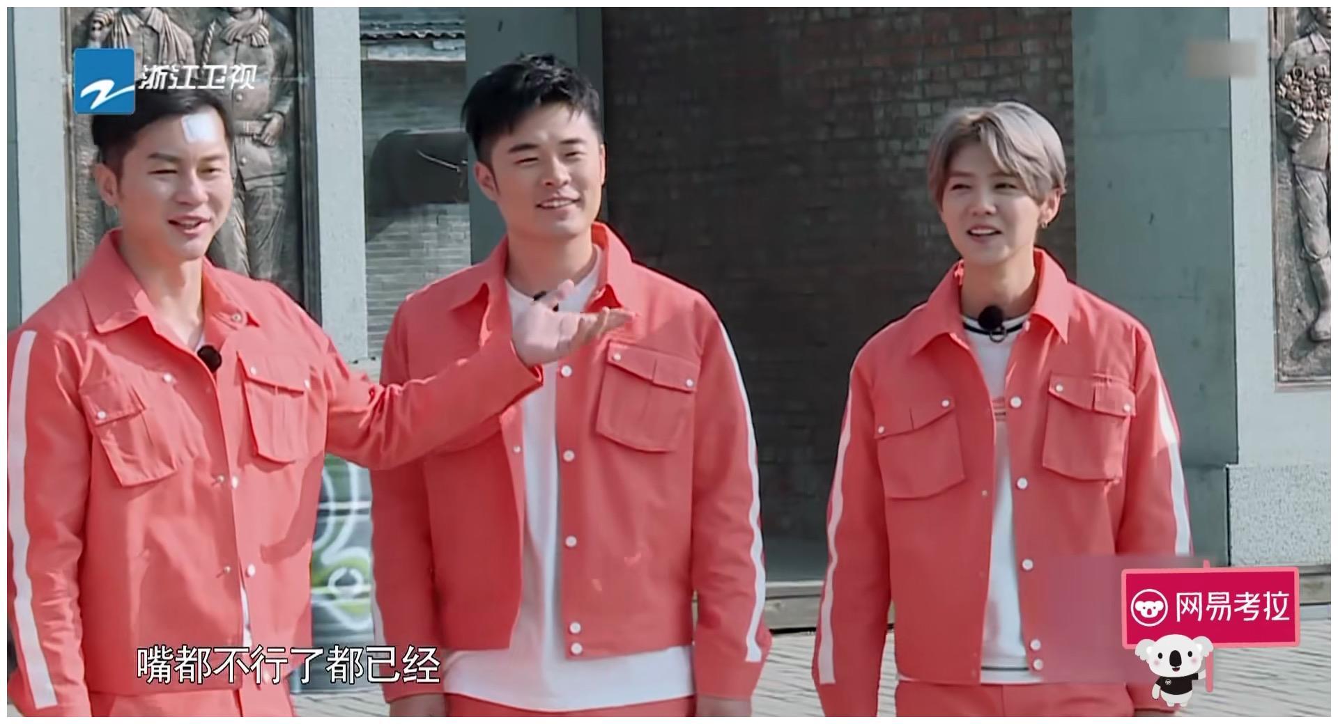 奔跑吧,鹿晗与范丞丞上演颜值PK赛你更看好谁?