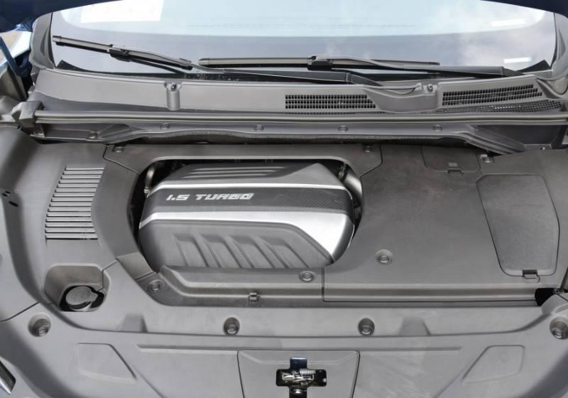 家用MPV全能选手 19款上汽大通G50评测