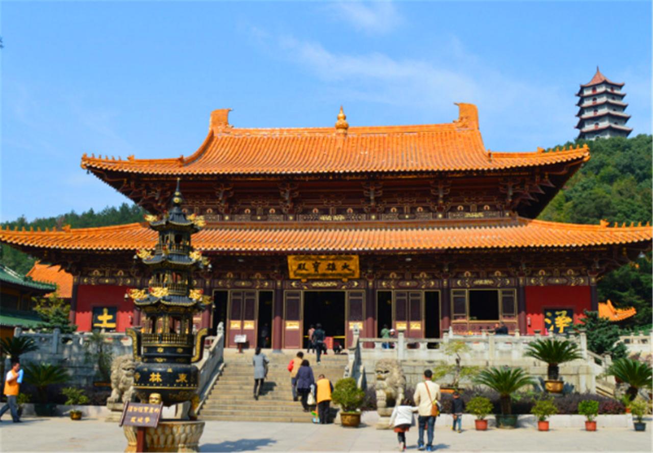 """中国最""""特殊""""的寺庙,烧香拜佛全免费,有一类人不能入内!"""