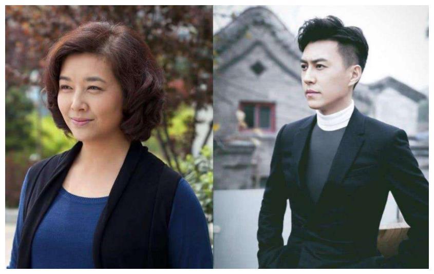 她是靳东前女友,与靳东姐弟恋多年,如今又嫁小19岁马伊俐男友