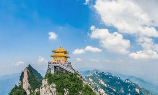 旅游:栾川县,一个让你流连忘返的地方