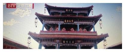 看《上新了故宫》邓伦周一围王丽坤,探秘百年前紫禁城演唱会!