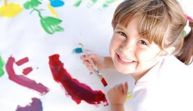 宝宝画画益处多,父母该怎么培养?注意3点,孩子未来不可限量