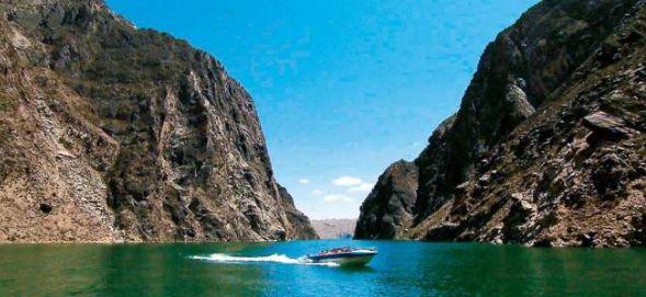 龙羊峡旅游:雄浑的峡谷风光,美丽的高原风情!