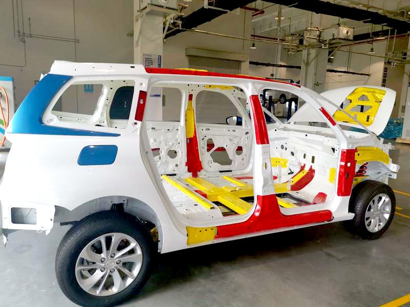 省长龚正带领省新旧动能转换项目推进会观摩团莅临山东国金汽车