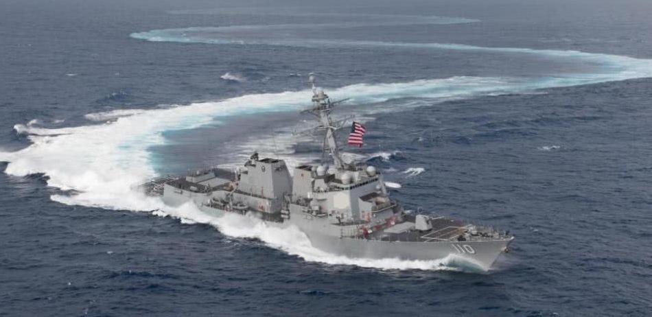 不是战略忽悠!美智库指出美海军弱点,总部大楼被摧毁仅7分钟