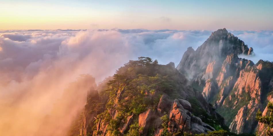 秋天去爬黄山,还不如看看塔川村,这里被誉为秋季四大景色之一