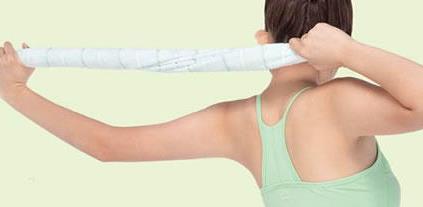 毛巾也能瘦手臂?如何利用日常用品减肥瘦身?