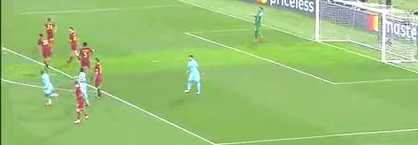 (英语)欧冠:巴萨0-3遭罗马逆转淘汰 哲科破门马诺拉斯绝杀
