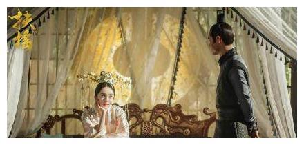 扶摇:无极也太花心了吧,宠幸其他妃子,杨幂吃醋含泪下跪求情