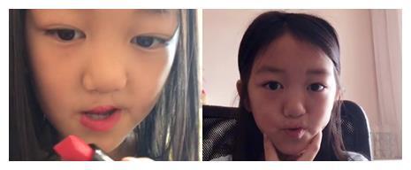 王菲幼女李嫣被爆已经过三次整容的她已然成为一枚小仙女!