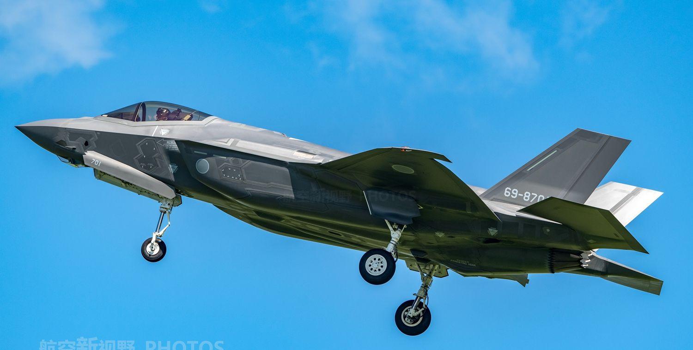 五代机F-35A战机 日本后来者居上 隐形战机总数仅次于美国