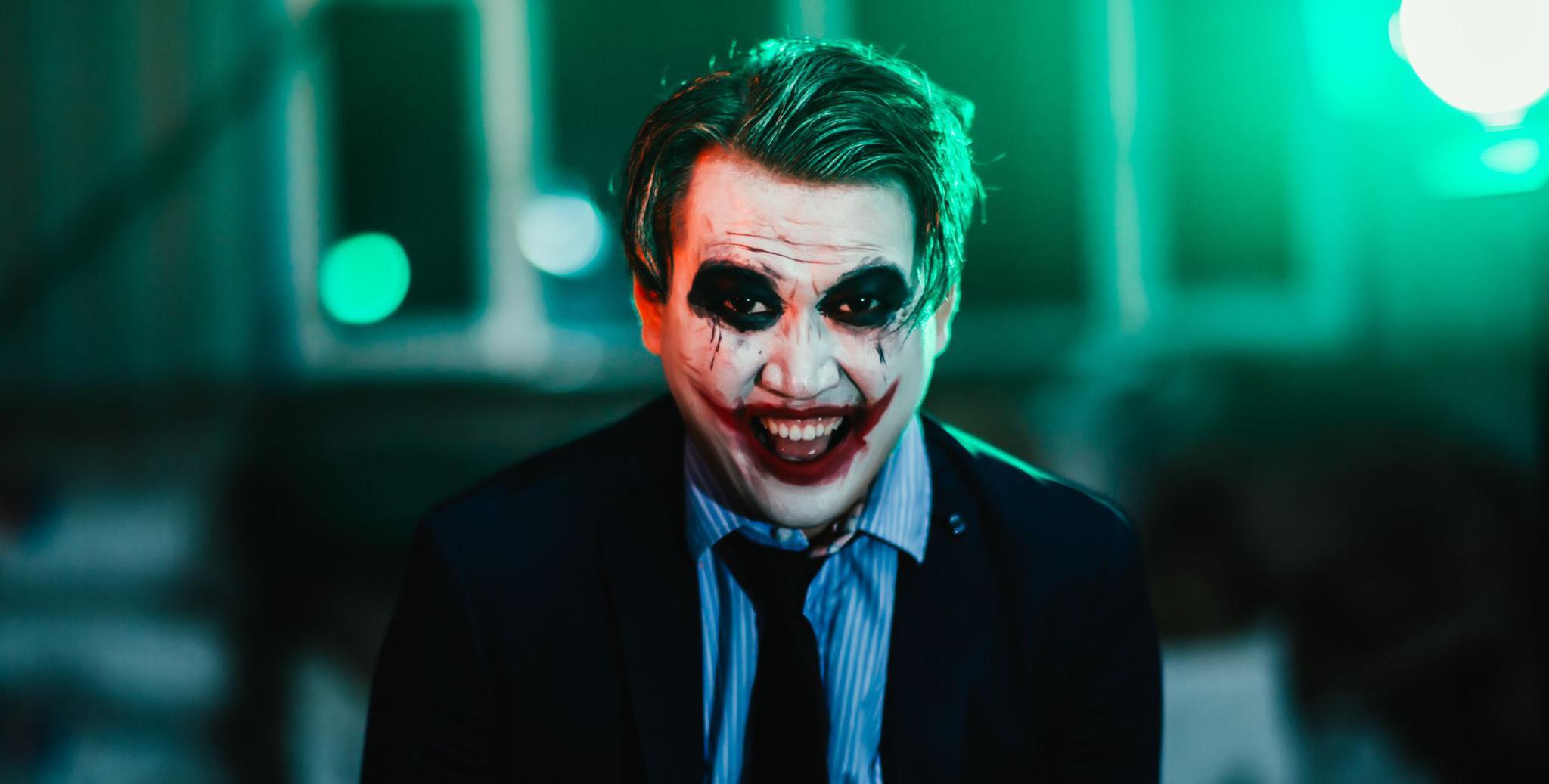 Joker& Harley Quinn