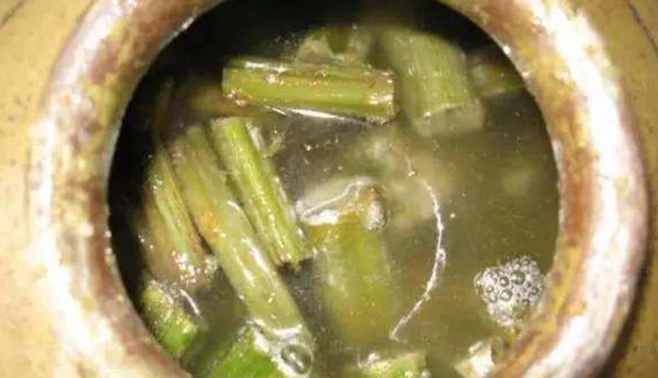 这样的浙江菜你敢尝尝吗?霉苋菜梗上榜,你敢吃哪一种呢