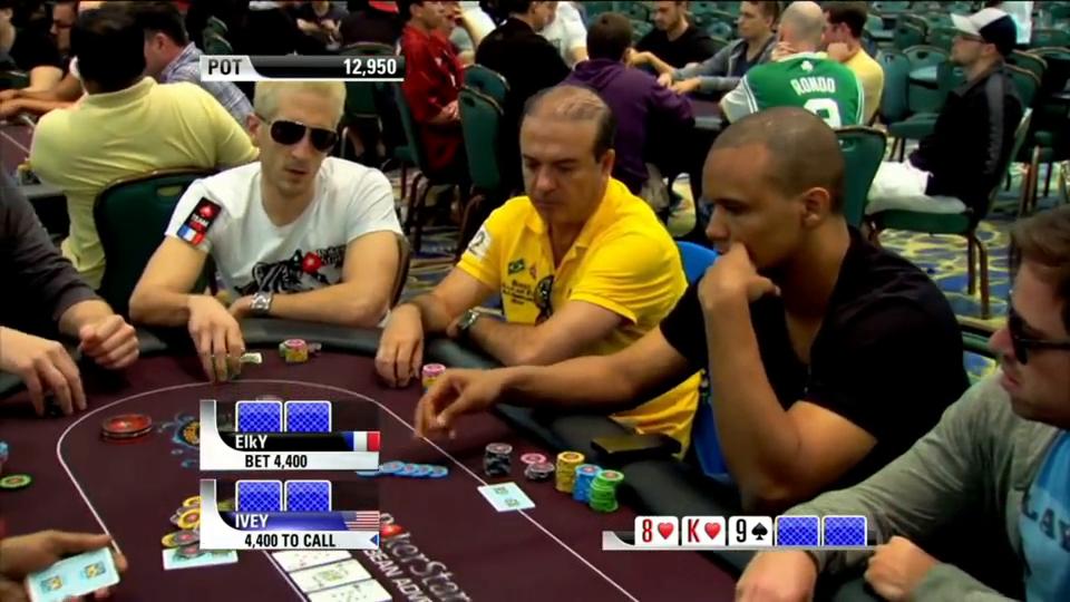 德州扑克:当KK遇到两家QQ,真的稳如泰山吗