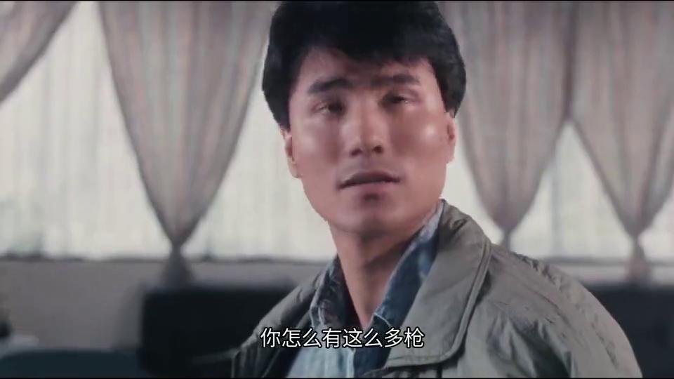 """电影能把""""生日歌""""唱得这么有气势,只服任达华和他!"""