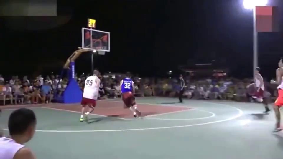 篮球:城市业余篮球赛感觉民间真是藏龙卧虎啊