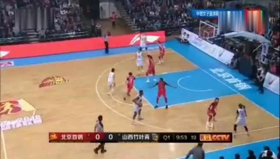 WCBA总决赛,北京女篮横扫山西队夺三连冠!
