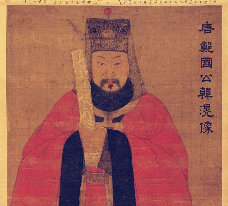 「知物」中国古代名家名画—韩滉&《五牛图》