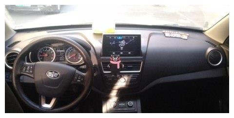 """奔腾X40车主3个月用车后说:""""这车内饰真不错!"""""""