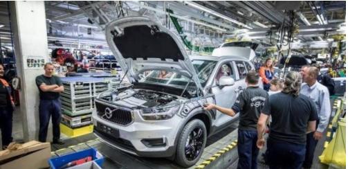 领克于2020年进军欧洲市场 在中国本土进行生产