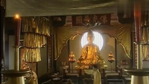 朱元璋扫地大骂佛像碍事,谁料佛像竟自动让开,方丈一看吓坏了!