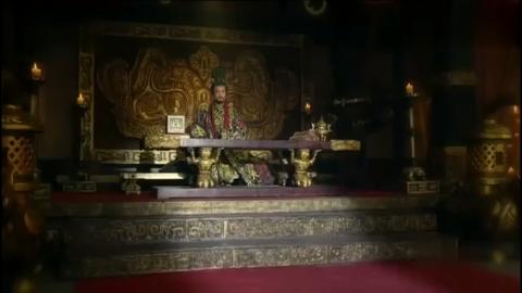 大秦帝国,秦二世胡亥的坟墓与秦始皇陵的巨大反差,让人感到唏嘘