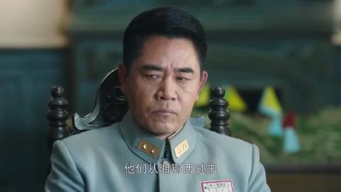 信者无敌:上级让范天喜打友军,范天喜不乐意,竟当场骂起了老蒋