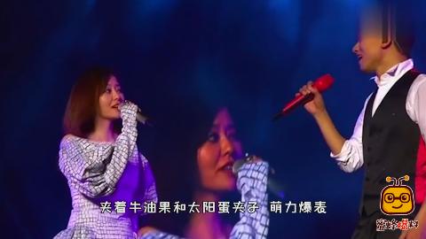 张杰开演唱会女儿齐上阵,却被无奈传婚变,谢娜直播打脸造谣者