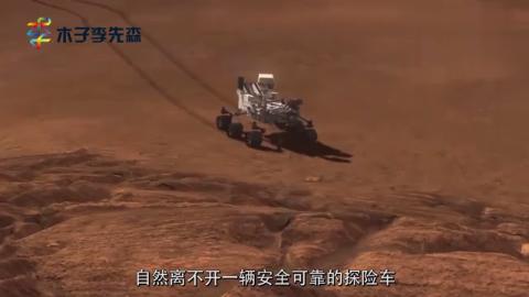 人类造外星探险车,将投入到火星使用,比月球探险车要先进的多