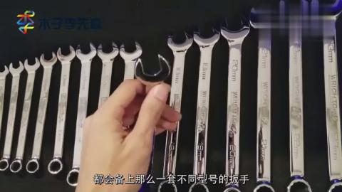 人类造这万能套筒,能拧动任何形状的螺母,1个能顶几十个扳手