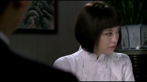 如意:佟丝若决定放手,可是却遭到高秋朗的威逼,不让她罢手